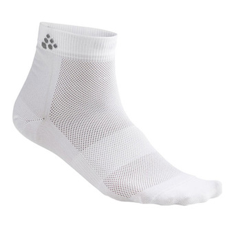 Craft GREATNESS MID - Socks x3 white