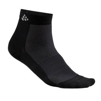 Craft GREATNESS MID - Paire de chaussettes x3 noir