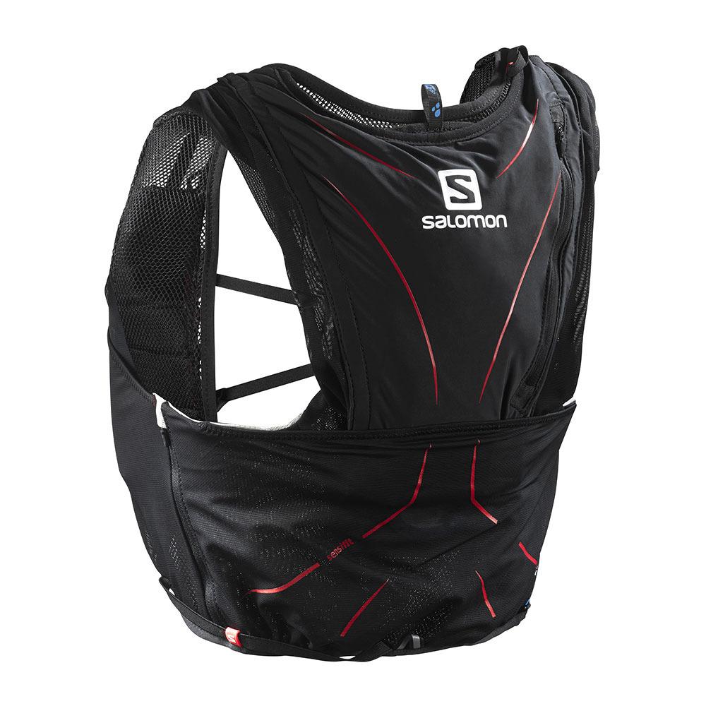Hydration Vest 12l Adv Skin Black Matador Private Sport Shop Travel Earplugs Kit