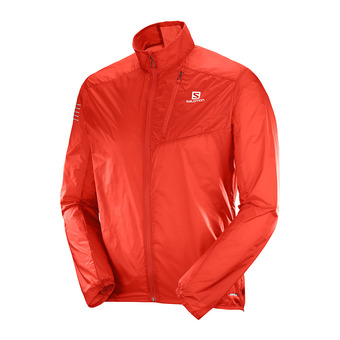 Chaqueta hombre FAST WING fiery red