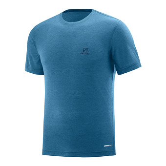 Camiseta hombre EXPLORE moroccan blue