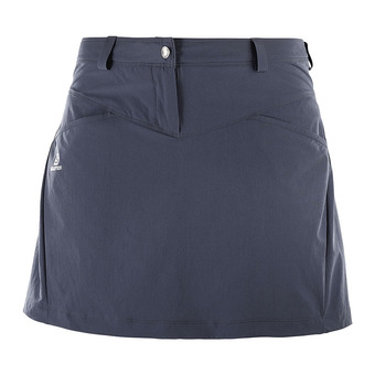 Salomon WAYFARER - Skirt - Women's - graphite