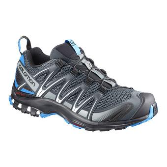 Salomon XA PRO 3D - Trail Shoes - Men's - stormy weather/black/hawaiian