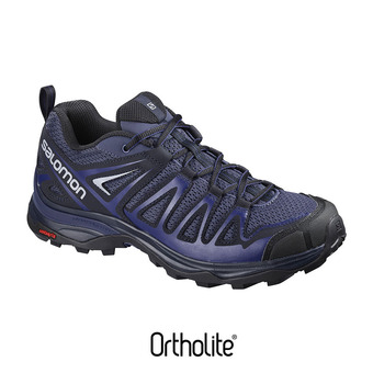 Zapatillas de senderismo mujer X ULTRA 3 PRIME crown blue/night sky
