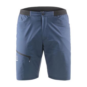 Haglofs L.I.M FUSE - Short hombre tarn blue