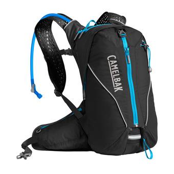 Sac à dos d'hydratation 13L OCTANE™ 16X + poche à eau 3L CRUX™ black/atomic blue