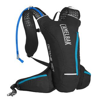 Mochila de hidratación 5L OCTANE™ XCT + bolsa de agua 2L CRUX™ black/atomic blue