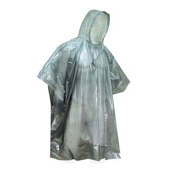 Poncho de secours SAFETY neutre
