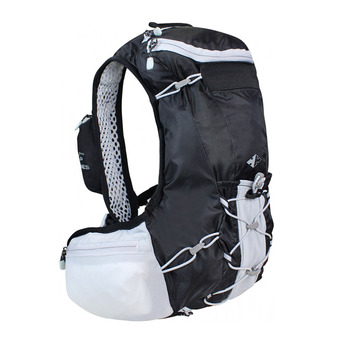 Mochila de hidratación 4L TRAIL XP black/light grey + bolsa de hidratación 1.5L
