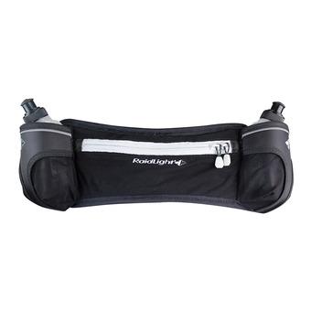 Cinturón de hidratación TRAIL MARATHON black/light grey + 2 botellines 300ml