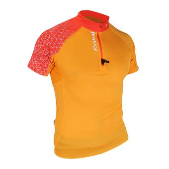 Camiseta hombre PERFORMER orange/pimento