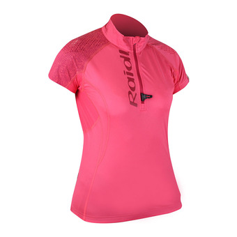 Camiseta mujer PERFORMER raspberry