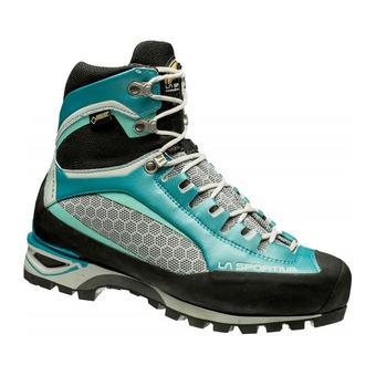 La Sportiva TRANGO TOWER GTX - Zapatillas de alpinismo mujer emerald