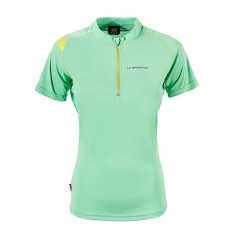 Camiseta mujer FORWARD jade green