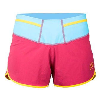 Short mujer SNAP berry