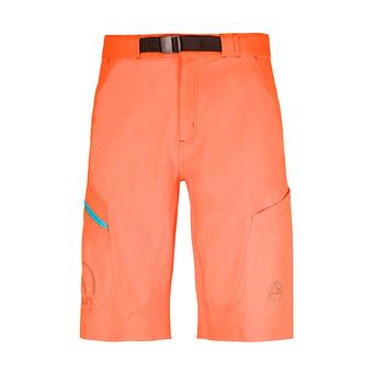 La Sportiva TAKA - Bermudas hombre tangerine