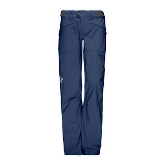 Pantalon femme FALKETIND FLEX™1 indigo night