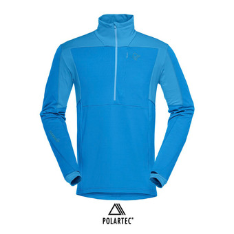 Polar Polartec® hombre FALKETIND WARM1 STRETCH hot sapphire