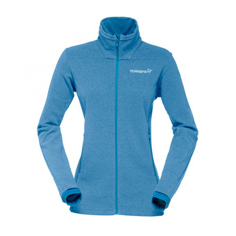 Polartec® Fleece - Women's - FALKETIND WARM™1 denimite