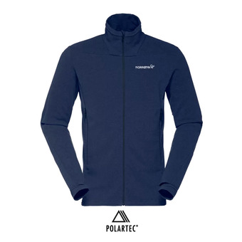 Norrona FALKETIND WARM 1 - Polaire Homme indigo night