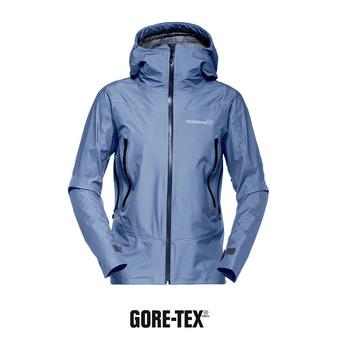 Veste à capuche Gore-Tex® femme FALKETIND bedrock
