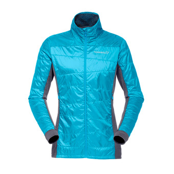 Polartec® Down Jacket - Women's - FALKETIND ALPHA60 blue moon