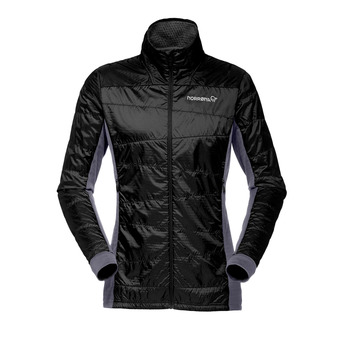 Polartec® Down Jacket - Women's - FALKETIND ALPHA60 caviar