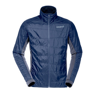 Polartec® Down Jacket - Men's - FALKETIND ALPHA60 indigo night