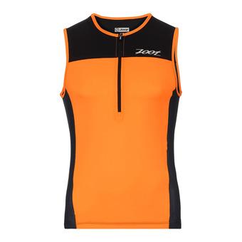 Camiseta trifunción hombre CORE TRI ultra orange