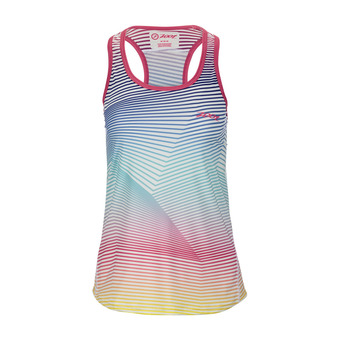 Camiseta mujer CHILL OUT PRINT sunset