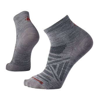 Calcetines hombre PHD OUTDOOR ULTRA LIGHT MINI light gray