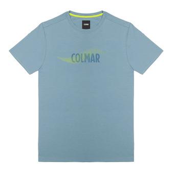 Camiseta hombre JERICO blue grey