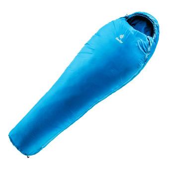 Sac de couchage +5°C ORBIT L bleu baie/bleu acier