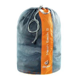 Storage Bag - 5L MESH SACK mandarin