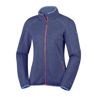 Polaire femme ALTITUDE ASPECT II nocturnal heather