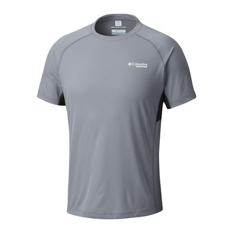 Maillot MC homme TITAN ULTRA grey ash