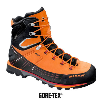 Zapatillas de alpinismo hombre KENTO HIGH GTX® sunrise/black