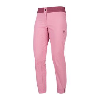 Mammut ALNASCA - Pantalon Femme rose