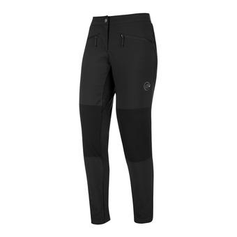 Mammut PORDOI - Pantaloni Donna black