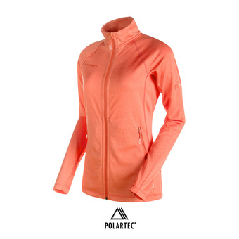 Polar mujer RUNBOLD LIGHT ML barberry melange