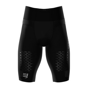 Compressport TRAIL RUNNING UNDER CONTROL - Compression Shorts - Men's - black