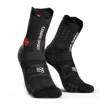 Compressport PRORACING V3 TRAIL - Calcetines black