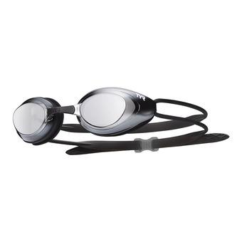 Gafas de natación BLACK HAWK RACING MIRRORED silver/metal silver/black