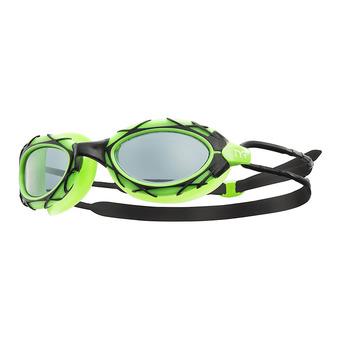 Gafas de natación NEST PRO black/green