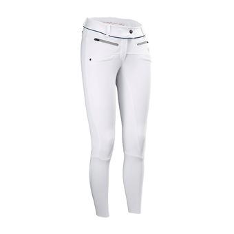 Horse Pilot X BALANCE II - Pantalón mujer white/misty