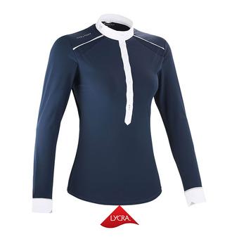 Camisa de competición mujer AERIAL II marine