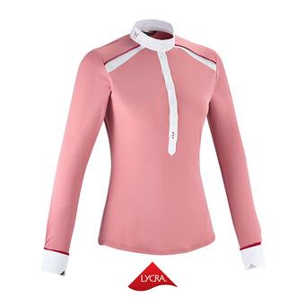 Camisa de competición mujer AERIAL II misty rose