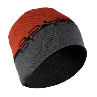 Bonnet réversible homme REVERSIBLE WORD black/brs/polar