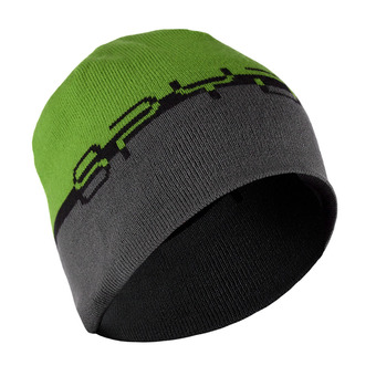 Gorro hombre REVERSIBLE WORD black/fsh/polar