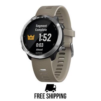 Montre GPS FORERUNNER® 645 beige